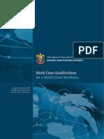 UAE Qualifications Framework