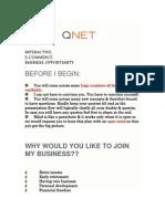 Q-Net Presentation