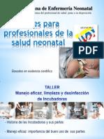 Taller de Cuidados Neonatales
