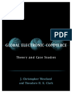 MIT Press, Global Electronic Commerce (1999); OCR 6.0