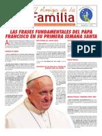 El Amigo de La Familia Domingo 14 Abril 2013