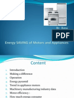 Energy Efficient Motors 2