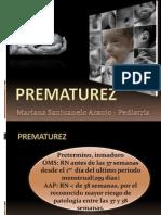 Premature z