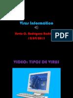 (Presentacion) Virus Informático