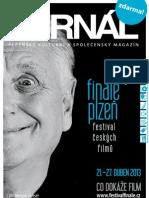 26. Finále Plzeň 2013, Program