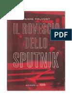 Pruvost Pierre - Il Rovescio Dello Sputnik