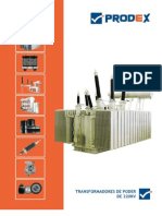 Prodex Trafos 220 kV