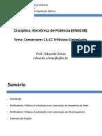 06 EletPot ConvAC DC Trifasicos Contr