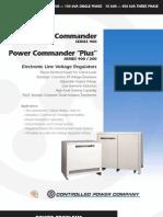 900200 Power Commander Brochure