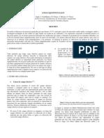Informe de Laboratorio Lineas Equipotenciales
