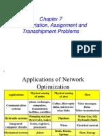 Set2_transport & Networks