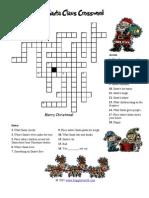 Santa Crossword