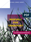 Biofuels for Transport - An International Perspective