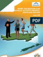 Regional Sports Trust Profile Auckland