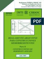 Cirsoc 103 - Tomo II - Construcciones de HA