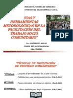 TEMA 3-TÉCNICAS METODOLÓGICAS