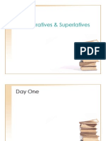 Comparatives & Superlatives (1)