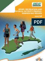 Regional Sports Trust Profile Hawkes Bay