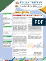 Revista nº4 El Género en Plural. Marzo_Abril 2013