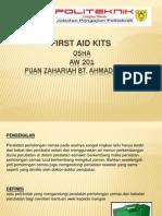 First Aid Presentfirst aid