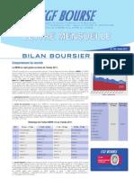 LM_CGFBourse N°148_Janvier-2012-Bilan-boursier-2011
