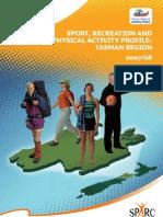 Regional Sports Trust Profile Tasman