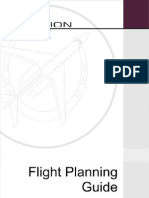 Citation X Flight Planning Guide