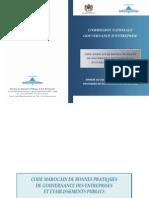 Code Marocain de Gouvernance (4)