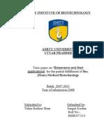 Biosensor Term Paper New0
