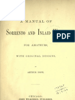 Manual of Sorrento Work