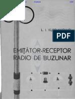105_I Kuprianovici - Emitator Receptor Radio de Buzunar