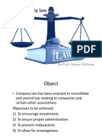 4.Company Law Slides
