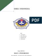 Pemilihan Umum Di Indonesia