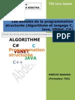 Les Annales de La Programmation Structurées