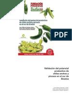 Validacion Del Potencial Productivo de Chiles Ancho y Picosos Del Sur de Sinaloa