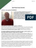 Sanidad. Gestion, crisis y asistencia. Entrevista con el Dr Miguel Angel Asenjo.pdf
