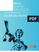 Guia Juridica Defensa Derechos.personas Esclerosis Multiple