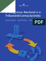 O Congresso Nacional e o   Tribunal de Contas da União  Controle Externo Integrado