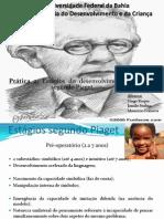 Prática de Piaget