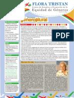 Revista nº2 de El Género en Plural. marzo 2012