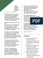 """""""Ostern"""" - ein Gedicht von Wilhelm Engelhardt analysieren"""