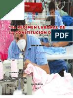 CONSTITUCIONAL -EL RÉGIMEN LABORAL DE LA CONSTITUCIÓN DE 1993-ULADECH