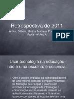 Retrospectiva de Portugues