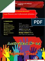 EDUCACIÓN PARA LA CONCIENCIA CIUDADANA-ULADECH PIURA -EDUARDO AYALA TANDAZO