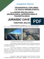 Invito Jurassic Cave