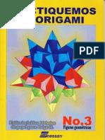 Practiquemos El Origami No.3