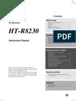 Onkyo HT-R8230 Receiver