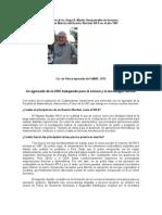 HUGO MARTIN ATOMICA CORDOBA ENTREVISTA REACTOR NUCLEAR RA-0
