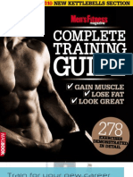 Men s Fitness Complete Training Guide - 2013