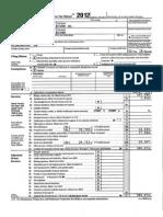 Vice President Joe Biden's 2012 tax return